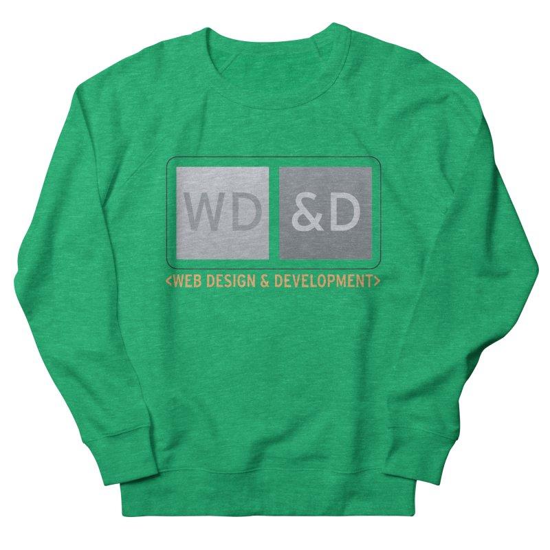 WD&D <WEB DESIGN & DEVELOPMENT> Women's French Terry Sweatshirt by Logo Gear & Logo Wear