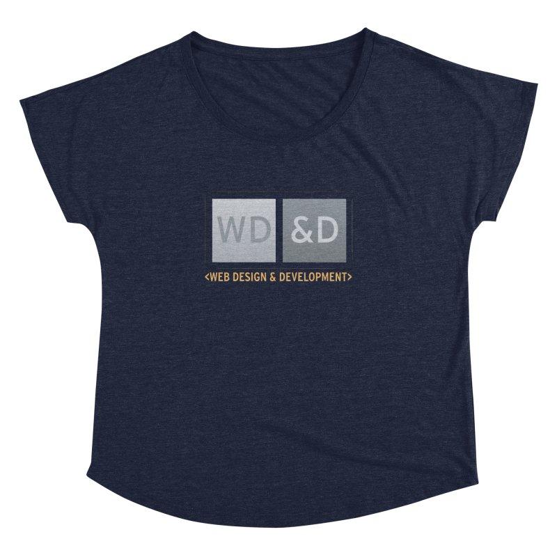 WD&D <WEB DESIGN & DEVELOPMENT> Women's Dolman by Logo Gear & Logo Wear