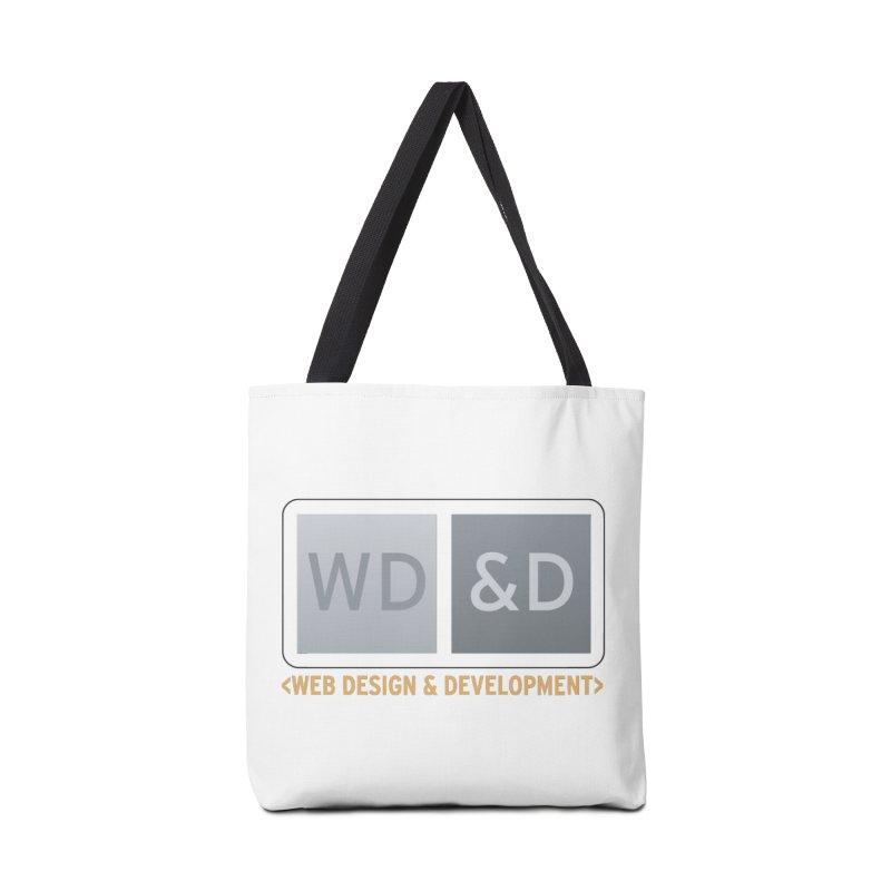 WD&D <WEB DESIGN & DEVELOPMENT> Accessories Bag by Logo Gear & Logo Wear