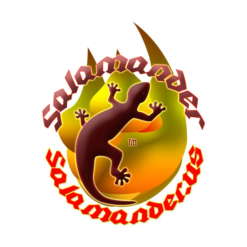 Salamander logo (small flame) by Logo Gear & Logo Wear