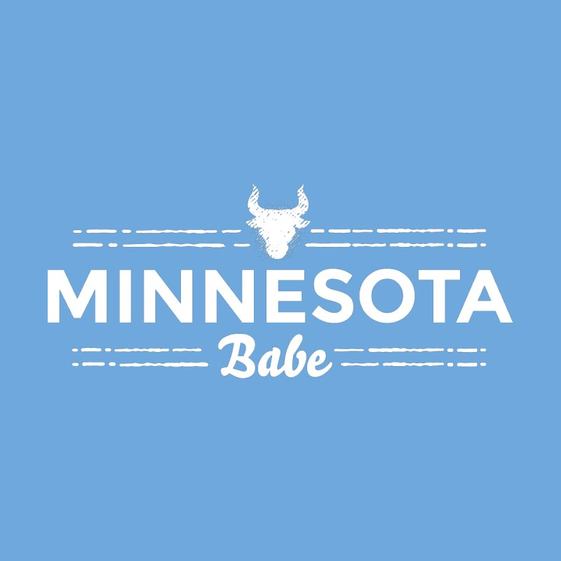 MN Babe Men's T-Shirt by Logo Mo Doodles, Drawings, and Designs