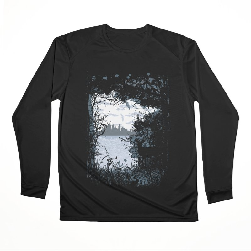 MN Hidden Treasures Women's Performance Unisex Longsleeve T-Shirt by Logo Mo Doodles, Drawings, and Designs
