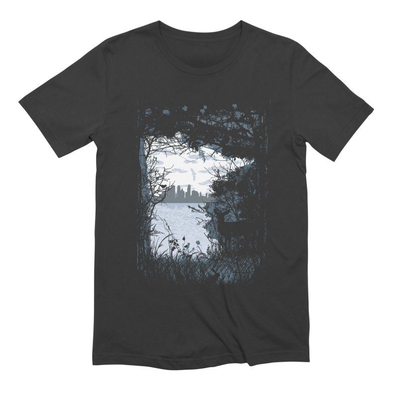 MN Hidden Treasures Men's Extra Soft T-Shirt by Logo Mo Doodles, Drawings, and Designs