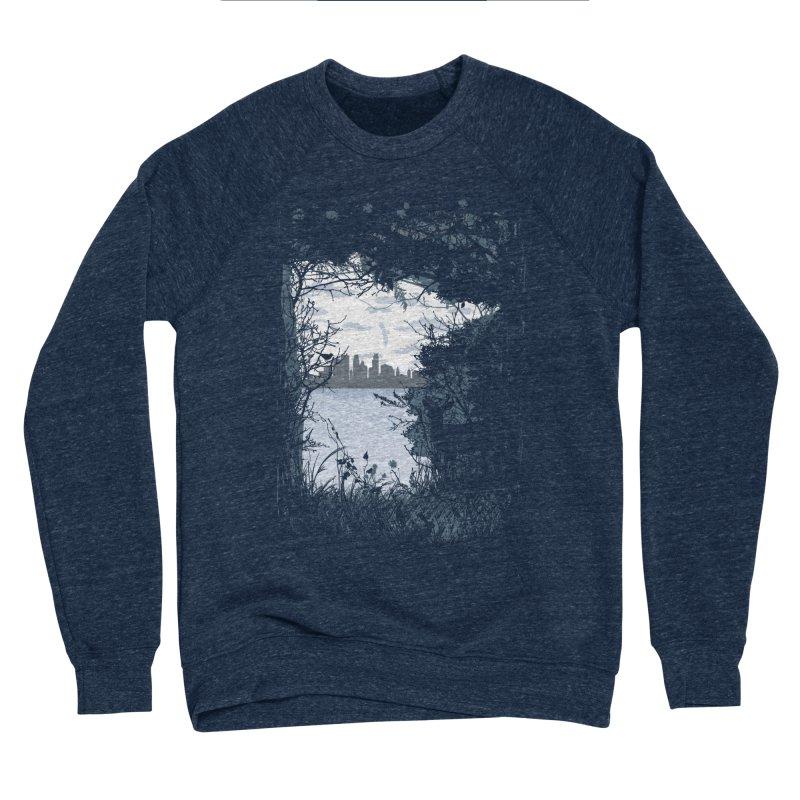 MN Hidden Treasures Men's Sponge Fleece Sweatshirt by Logo Mo Doodles, Drawings, and Designs