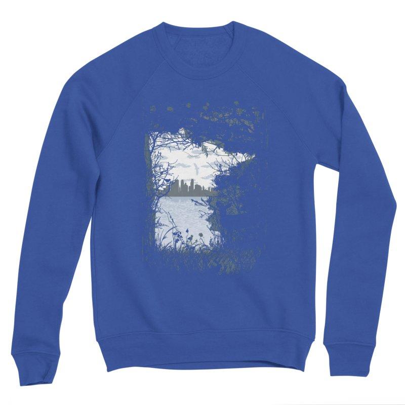MN Hidden Treasures Women's Sponge Fleece Sweatshirt by Logo Mo Doodles, Drawings, and Designs
