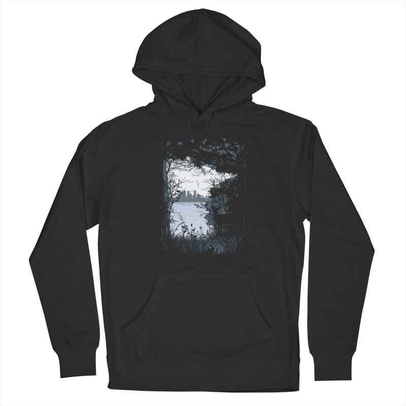MN Hidden Treasures Women's French Terry Pullover Hoody by Logo Mo Doodles, Drawings, and Designs