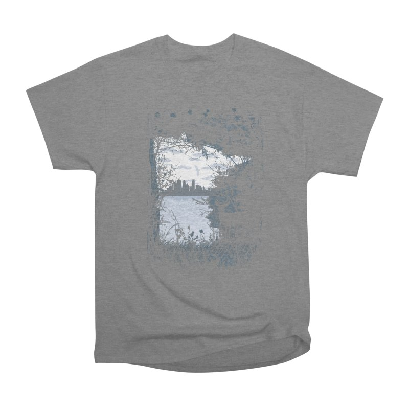 MN Hidden Treasures Women's T-Shirt by Logo Mo Doodles, Drawings, and Designs