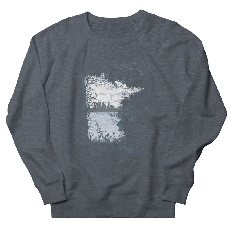 MN Hidden Treasures Women's French Terry Sweatshirt by Logo Mo Doodles, Drawings, and Designs