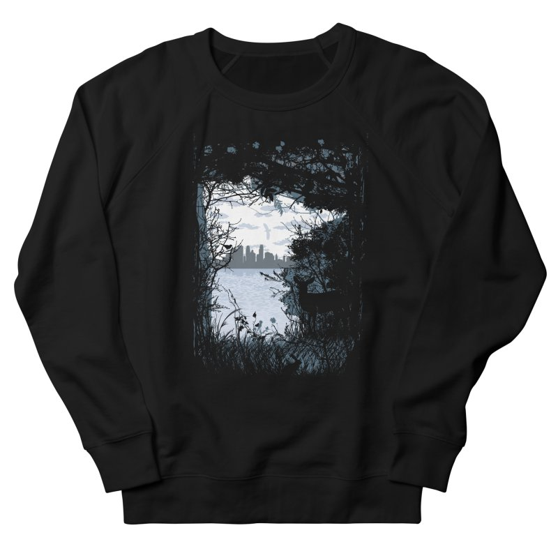 MN Hidden Treasures Men's French Terry Sweatshirt by Logo Mo Doodles, Drawings, and Designs