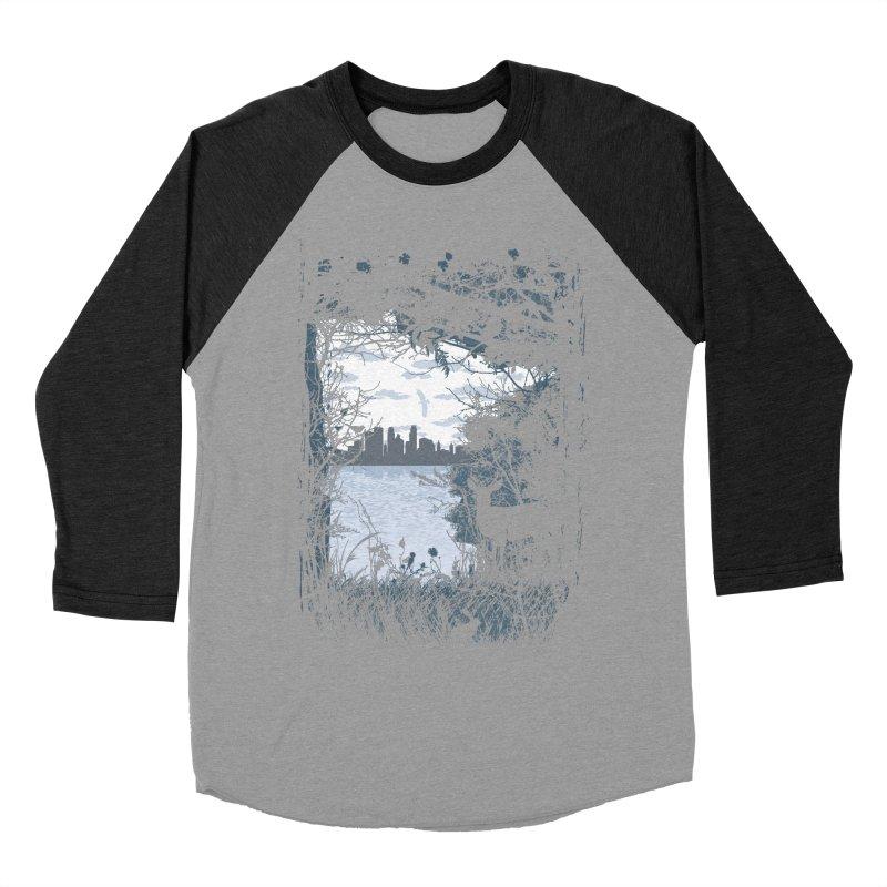 MN Hidden Treasures Men's Baseball Triblend Longsleeve T-Shirt by Logo Mo Doodles, Drawings, and Designs