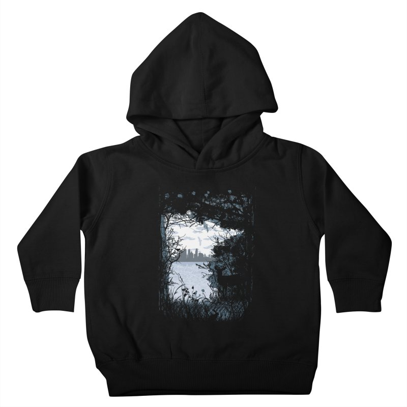 MN Hidden Treasures Kids Toddler Pullover Hoody by Logo Mo Doodles, Drawings, and Designs