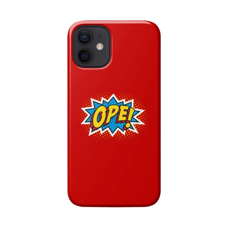 Ope Burst Accessories Phone Case by Logo Mo Doodles, Drawings, and Designs
