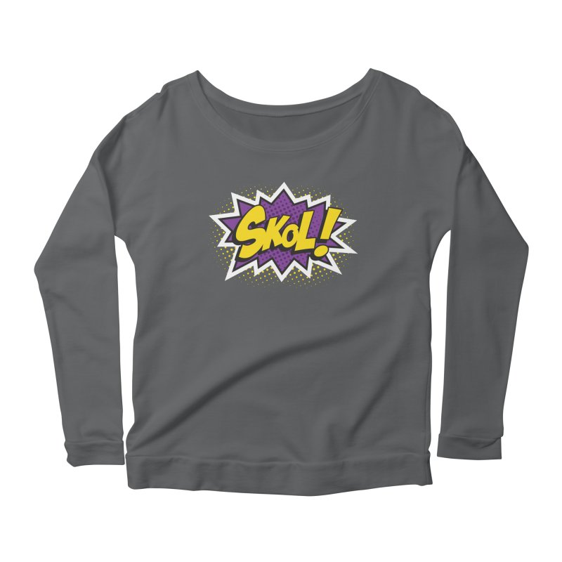 Skol Burst Women's Longsleeve T-Shirt by Logo Mo Doodles, Drawings, and Designs