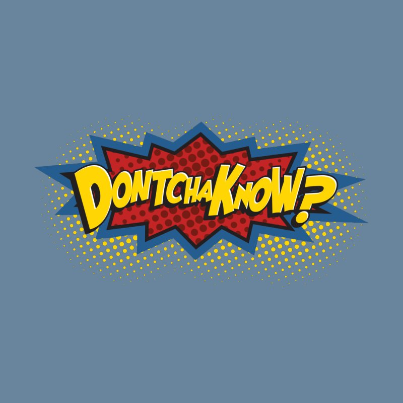 Dontchaknow Burst Men's Longsleeve T-Shirt by Logo Mo Doodles, Drawings, and Designs
