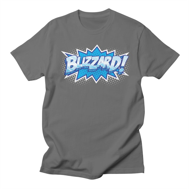 Blizzard Burst Men's T-Shirt by Logo Mo Doodles, Drawings, and Designs