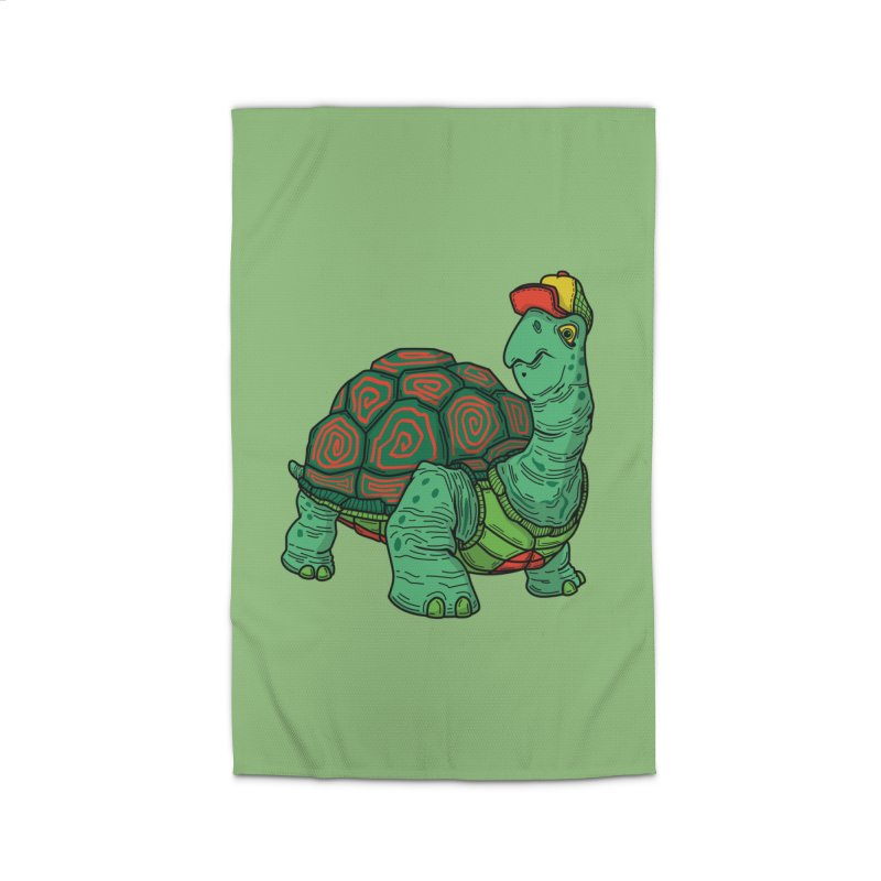 Hipster Turtle Shirts Home Rug by Logo Mo Doodles, Drawings, and Designs