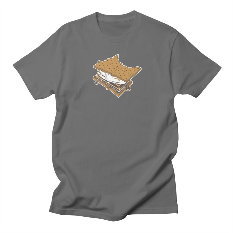 MinneS'moreta Star of the S'moreth Men's T-Shirt by Logo Mo Doodles, Drawings, and Designs
