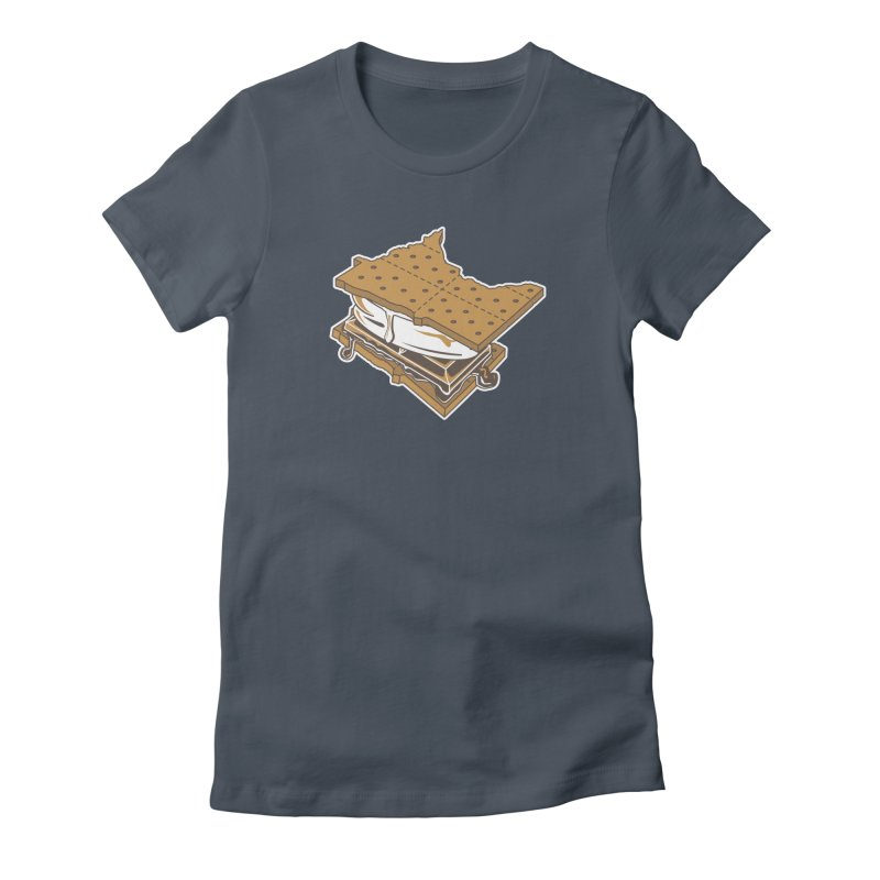 MinneS'moreta Star of the S'moreth Women's T-Shirt by Logo Mo Doodles, Drawings, and Designs