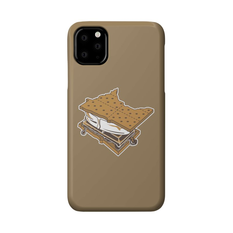 MinneS'moreta Star of the S'moreth Accessories Phone Case by Logo Mo Doodles, Drawings, and Designs
