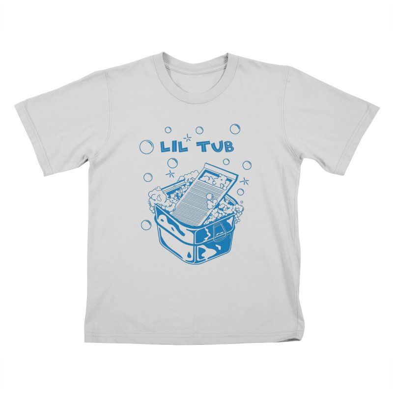 Lil Tub Kids T-Shirt by Logo Mo Doodles, Drawings, and Designs
