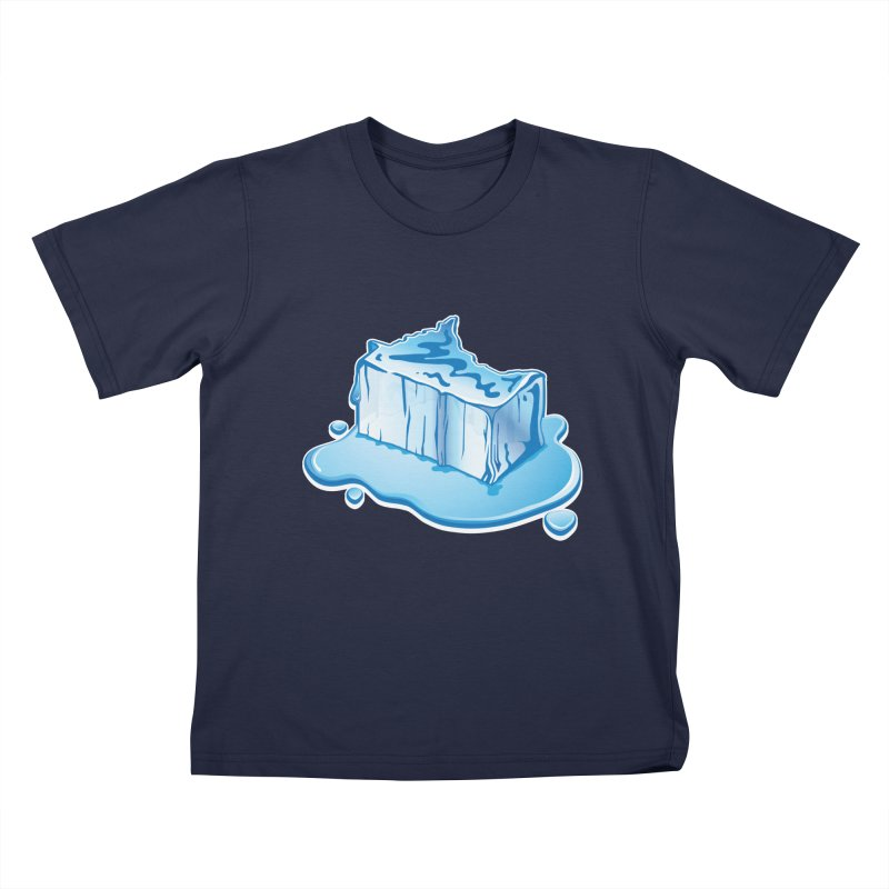 Stay Cool Minnesota! Kids T-Shirt by Logo Mo Doodles, Drawings, and Designs