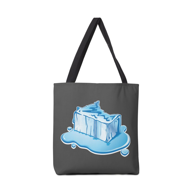 Stay Cool Minnesota! Accessories Tote Bag Bag by Logo Mo Doodles, Drawings, and Designs