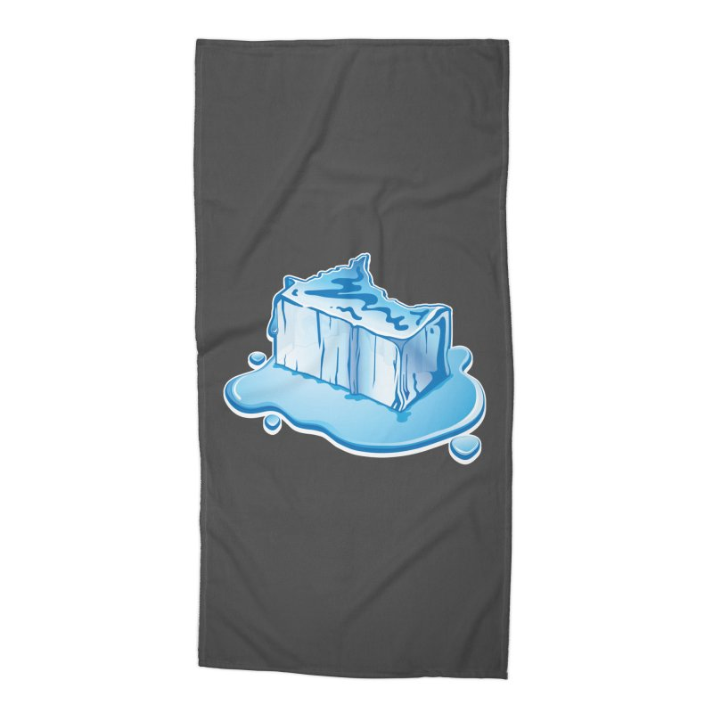 Stay Cool Minnesota! Accessories Beach Towel by Logo Mo Doodles, Drawings, and Designs