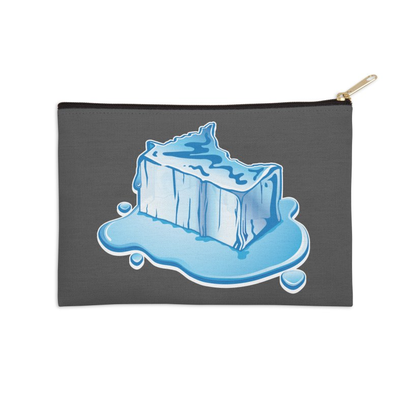 Stay Cool Minnesota! Accessories Zip Pouch by Logo Mo Doodles, Drawings, and Designs
