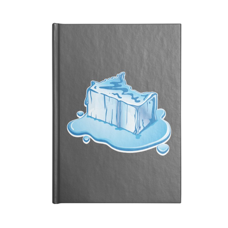 Stay Cool Minnesota! Accessories Lined Journal Notebook by Logo Mo Doodles, Drawings, and Designs