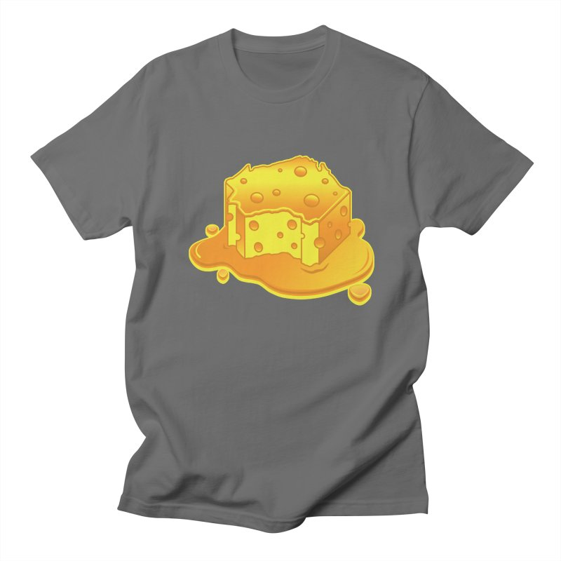 Stay Cheesy Wisconsin! Men's T-Shirt by Logo Mo Doodles, Drawings, and Designs