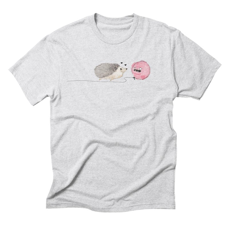 Hard To Get Men's Triblend T-Shirt by The Lola x Kenneth Collaboration