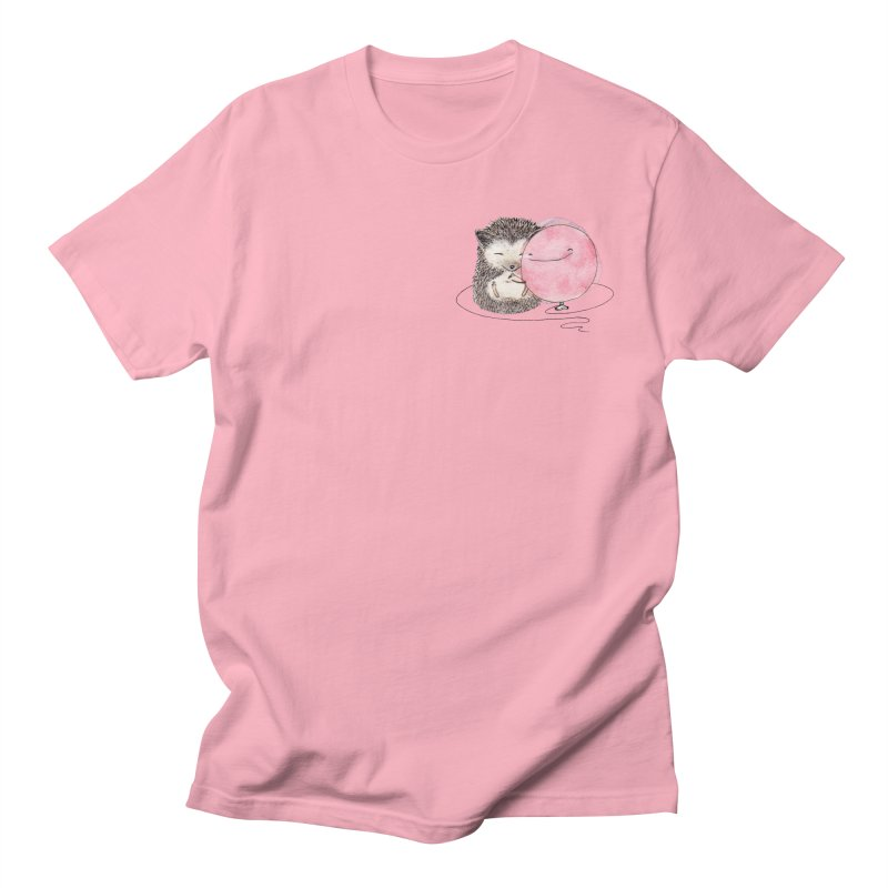 Cuddle Men's T-Shirt by The Lola x Kenneth Collaboration
