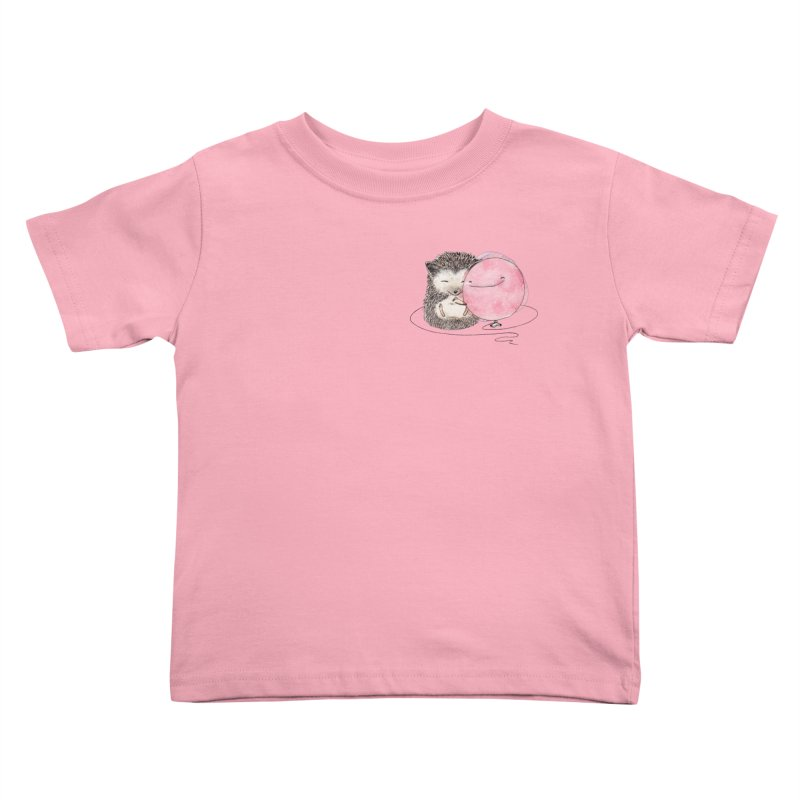Cuddle Kids Toddler T-Shirt by The Lola x Kenneth Collaboration