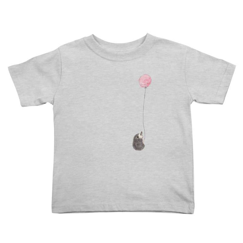 Long Distance Kids Toddler T-Shirt by The Lola x Kenneth Collaboration