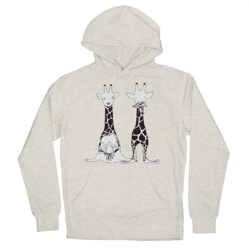 Twinning Men's Pullover Hoody by The Lola x Kenneth Collaboration