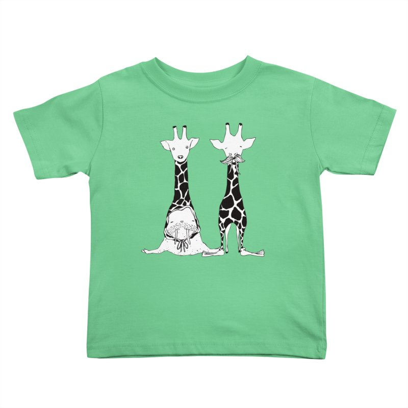 Twinning Kids Toddler T-Shirt by The Lola x Kenneth Collaboration