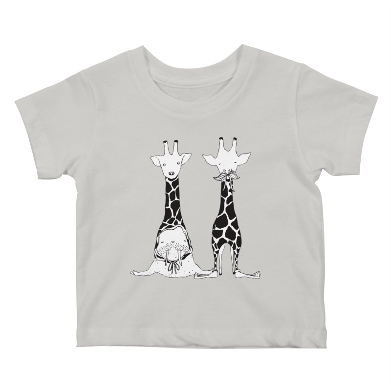 Twinning Kids Baby T-Shirt by The Lola x Kenneth Collaboration