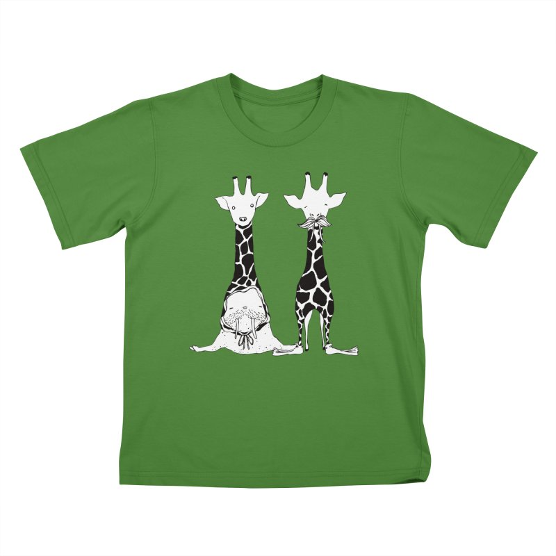 Twinning Kids T-shirt by The Lola x Kenneth Collaboration