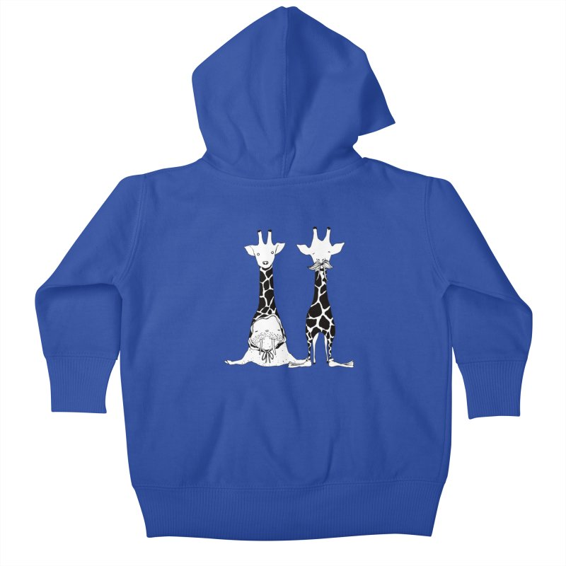 Twinning Kids Baby Zip-Up Hoody by The Lola x Kenneth Collaboration