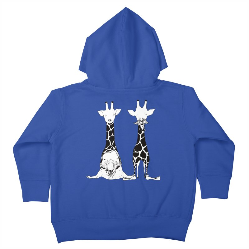 Twinning Kids Toddler Zip-Up Hoody by The Lola x Kenneth Collaboration