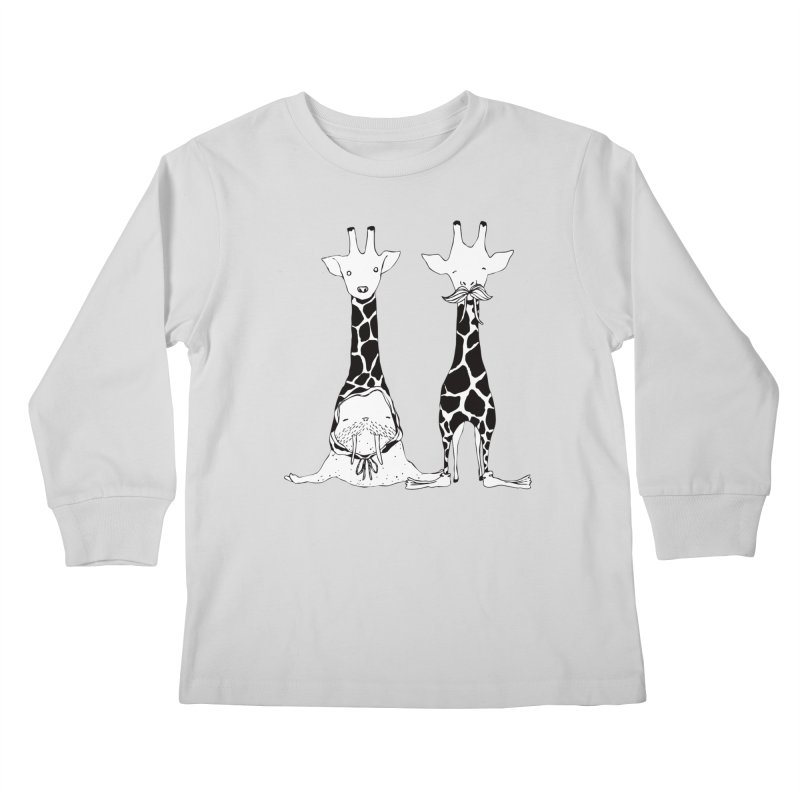 Twinning Kids Longsleeve T-Shirt by The Lola x Kenneth Collaboration