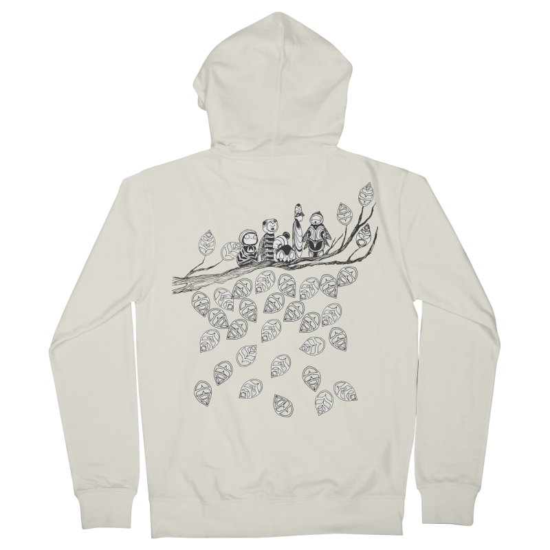 Pamilya Women's Zip-Up Hoody by The Lola x Kenneth Collaboration