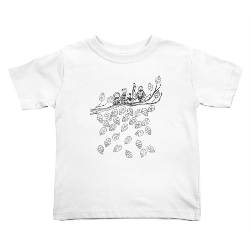 Pamilya Kids Toddler T-Shirt by The Lola x Kenneth Collaboration
