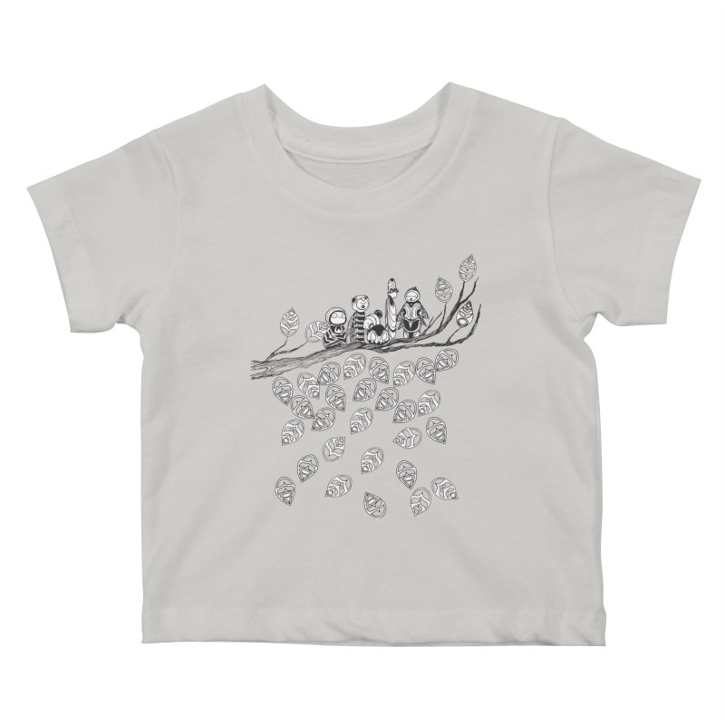 Pamilya Kids Baby T-Shirt by The Lola x Kenneth Collaboration