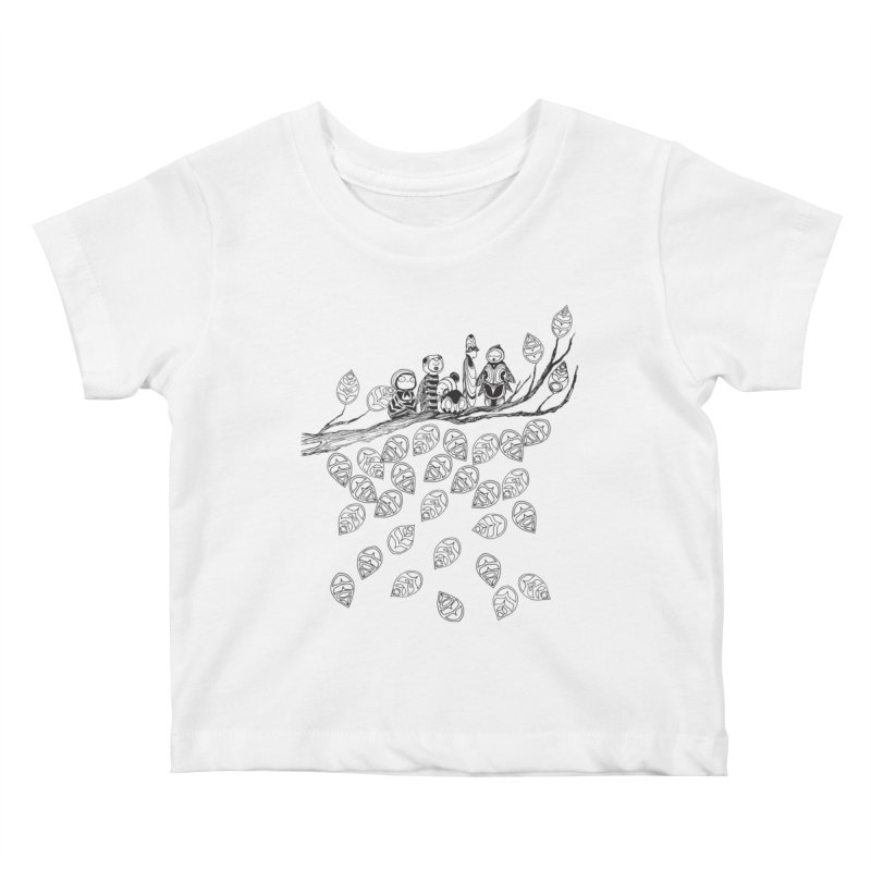 Pamilya I Kids Baby T-Shirt by The Lola x Kenneth Collaboration
