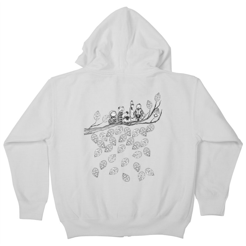 Pamilya Kids Zip-Up Hoody by The Lola x Kenneth Collaboration