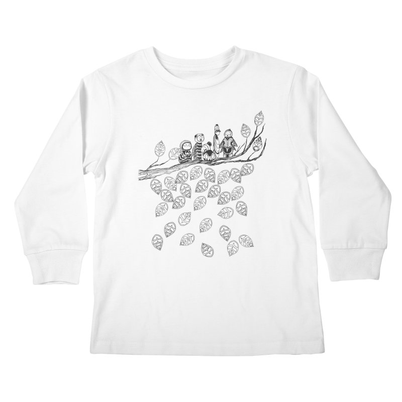 Pamilya I Kids Longsleeve T-Shirt by The Lola x Kenneth Collaboration