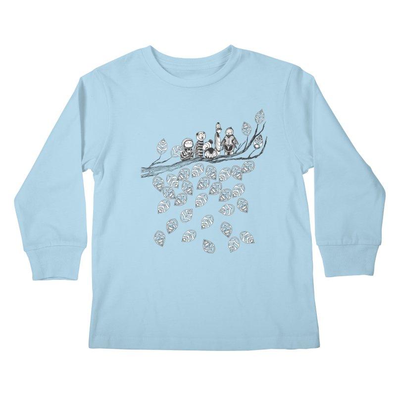Pamilya I Kids Longsleeve T-Shirt by The Lola x Kenneth Collaboration