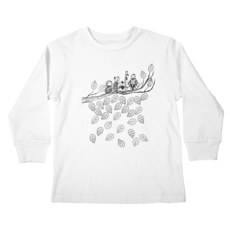 Pamilya Kids Longsleeve T-Shirt by The Lola x Kenneth Collaboration