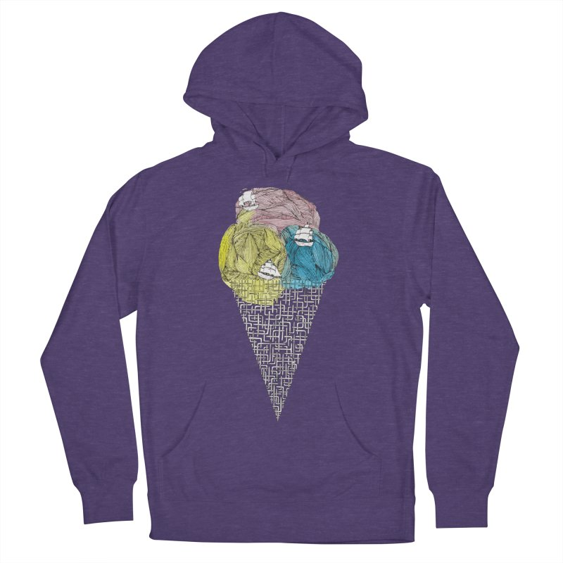 Loose Drips Sink Ships Women's Pullover Hoody by The Lola x Kenneth Collaboration